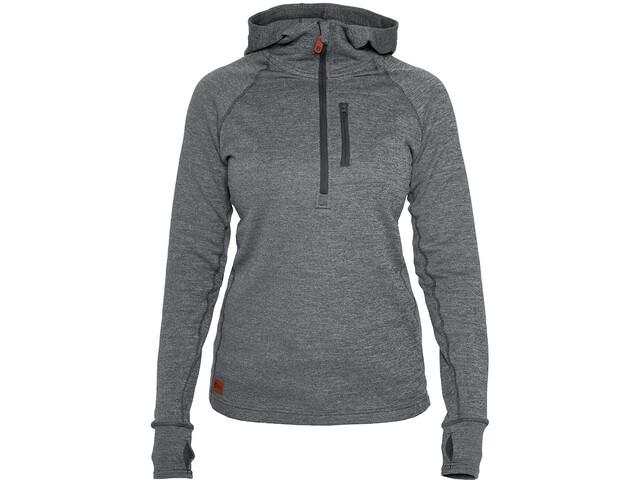 Röjk W's Mounter Pullover Hoodie salmiak